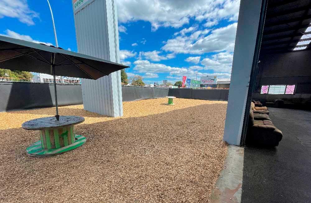 Big Dog Outdoor Play Facility